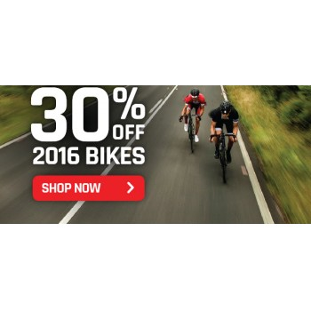 Bargain -  - Up to 30% OFF Sale on 2016 Bikes @ Evolution Cycles