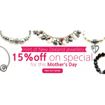 Bargain -  - 15% OFF Sale on Mother`s Day Special Gift Ideas @ Shop New Zealand