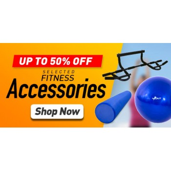 Bargain -  - Up to 50% OFF on Fitness Accessories @ Number One Fitness