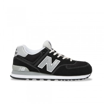 Bargain -  - $69 (Was $120) NEW BALANCE 574 CORE BLACK @ Platypus Shoes