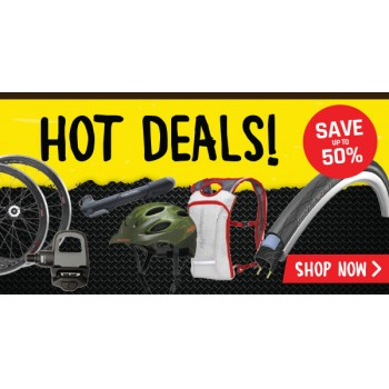 Bargain -  - Up to 50% OFF Sale on Hot Deals @ Evolution Cycles