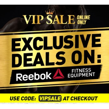 Bargain -  - Save up to $400 on Reebok Fitness Equipment @ Number One Fitness