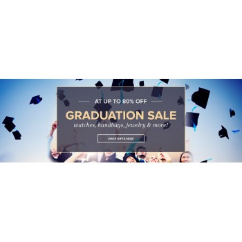 Bargain -  - Up to 80% OFF on Graduation Sale @ Jomashop