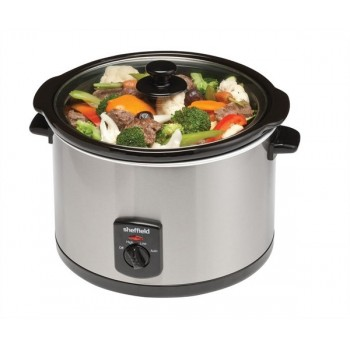 Bargain -  - $34.99 (Was $59.90) Sheffield 5L Slow Cooker @ Product Saver