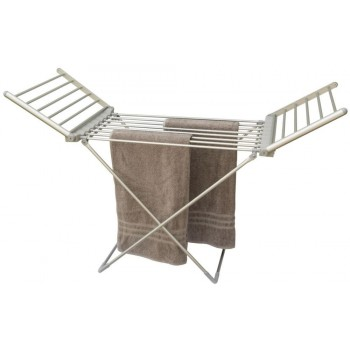 Bargain -  - $49.99 (Was $149.99) Sheffield Heated Clothes Drying Rack @ Product Saver