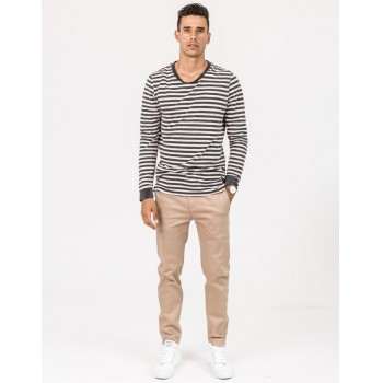 Bargain -  - NOW $59.00 (Was $69.00) on Moth Long Sleeve Tee @ Superette
