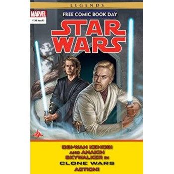 Bargain -  - Free Comic Book Day: Star Wars (2005) (Star Wars: Obsession (2004-2005)) Kindle & comiXology @ Amazon