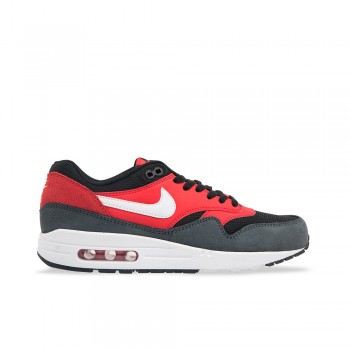 Bargain -  - $109 (Was $160) Nike Men`s Air Max 1 Essential - Red / Black / White | Platypus Shoes