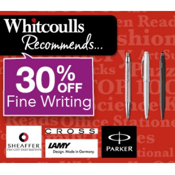 Bargain -  - 30% OFF Sale on Fine Writing @ Whitcoulls