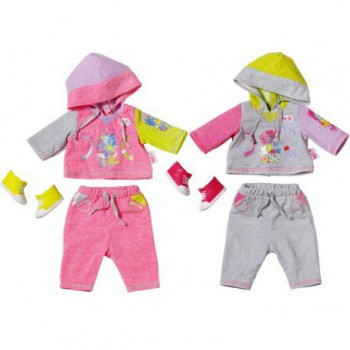Bargain -  - Now $24.99 (Was $44.99 ) on Baby Born Deluxe Clothing Set @ Toyworld