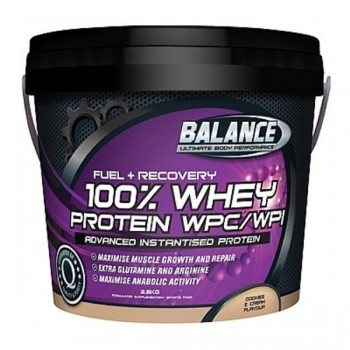 Bargain - $144.90 (Was $215.90) - Now $144.90 (Was $215.90) on 100% WHEY PROTEIN WPC/WPI - COOKIES & CREAM @ Health 2000