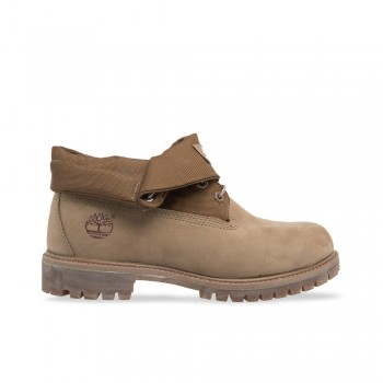 Bargain - $149 (was $279.95) - Timberland Men`s Icon Roll Top Boot - Gopher (Tan) Monochromatic | Platypus Shoes