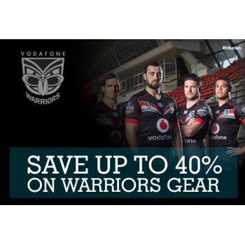Bargain - Up to 40% Off - Warriors Gear @ Champions of the World