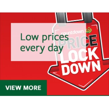 Bargain - $5 Coupon - $5 off orders Online at countdown.co.nz