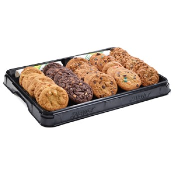 Bargain - Free Cookies - With Every Subway Catering Platter EAT @ Subway