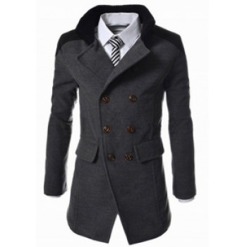 Bargain - Extra 30% Off - Jackets & Coats - Men`s Leather Jackets and Trench Coats Online Sale | GearBest.com