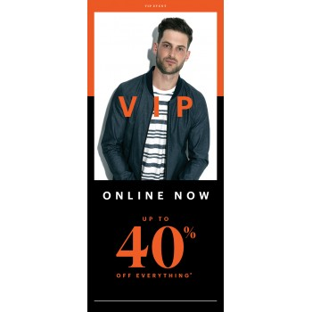 Bargain - Up to 40% Off - Everything - VIP Event @ Barkers