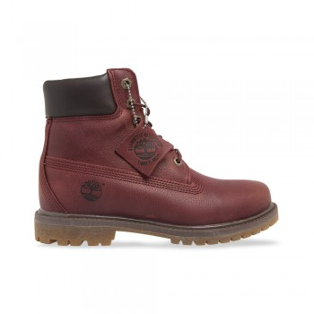 Bargain - $179 (was $279.95) - Timberland Women`s EK 6-IN Premium Boot - Port Rugged with Metallic Finish | Platypus Shoes