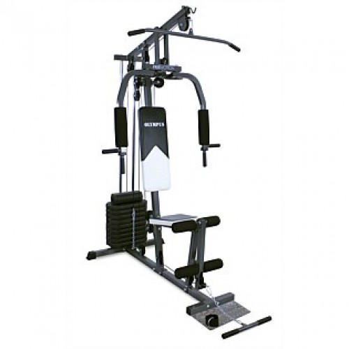Was olympus free motion home gym no fitness