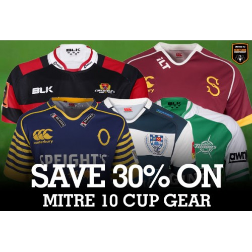 Bargain - 30% OFF - ALL MITRE 10 CUP | SHOP NOW @ Champions