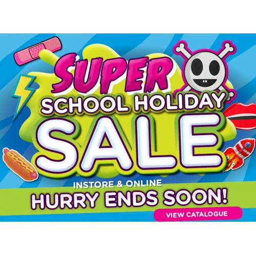 Bargain - Up to 65% OFF - Super School Holiday SALE- Ends Soon @ Toyworld