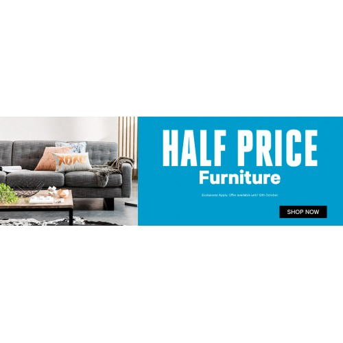 50 off lounge living room furniture farmers bargain for Living room 50 off january