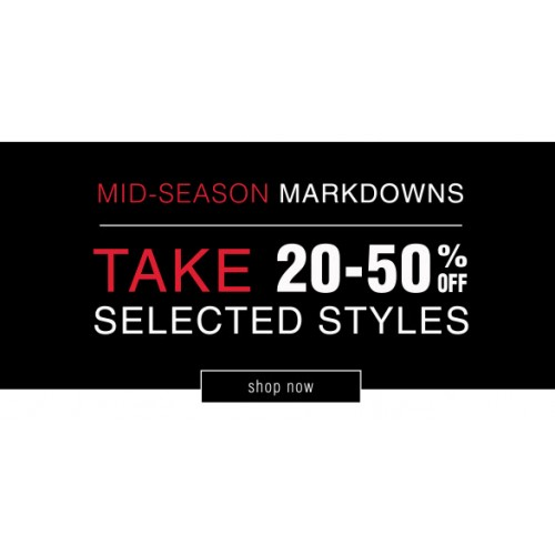 Bargain - Take 20-50% OFF - Selected Styles @ K & K