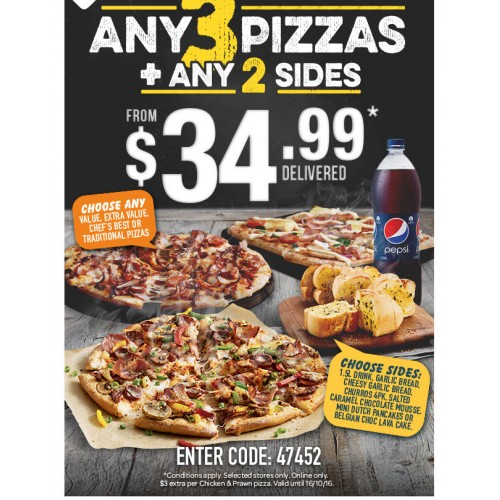 Dominos sides coupons nz