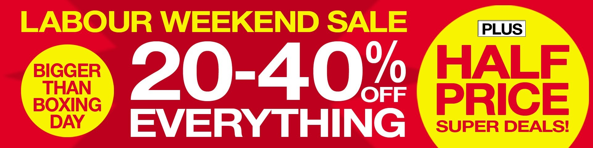 20 50 Off Everything Labour Weekend Sale Target Furniture Nz