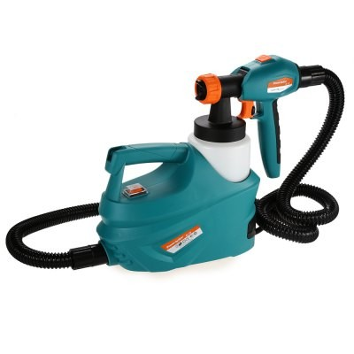 Bargain - USD $87.67 + USD $23.16 Shipping - POWERACTION SG9619N 850W Control Spray Paint Sprayer  -  GREEN | GearBest.com