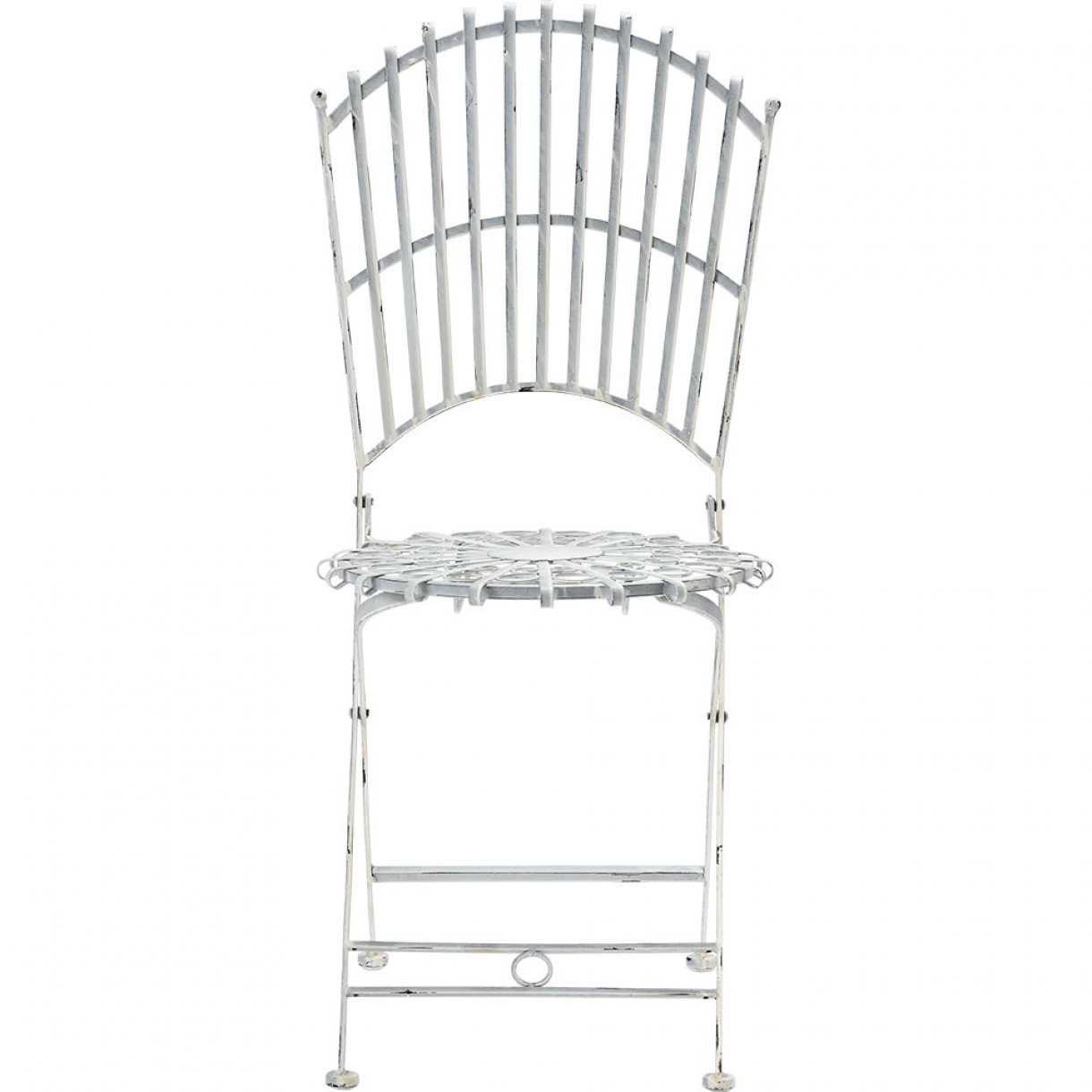 Was 149 versailles patio chair white outdoor for Outdoor furniture early settler