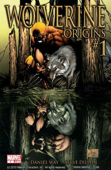 Bargain - Free (was $1.99) - Wolverine: Origins #1 - Comics by comiXology