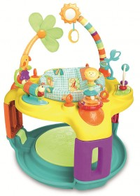 Bargain - $169.95 (was $239.95) - Bright Starts Springin` Safari Bounce-a-Round @ The Baby Factory