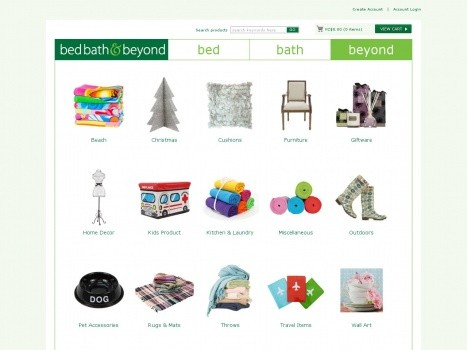Bargain - 50% OFF - All Beach and Outdoor @ Bed Bath n Beyond