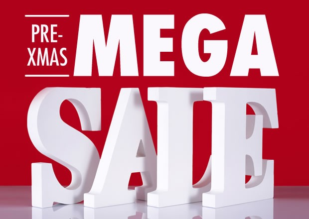 Bargain - Up to 60% Off - Pre-Christmas Mega Sale @ Sportitude