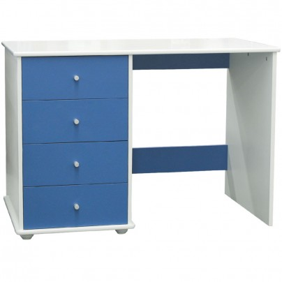 319 Was 459 Carnival 4 Drawer Desk Blue Target Furniture Nz Bargain Bro New Zealand