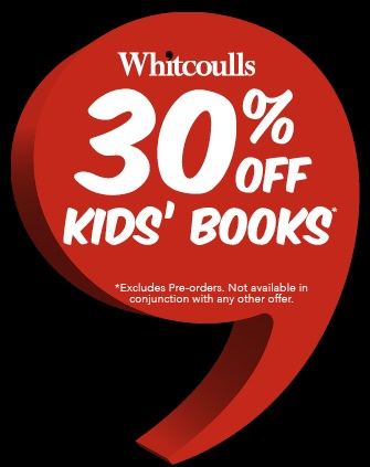 Bargain - 30% OFF - Kids` Books | Click Monday @ Whitcoulls