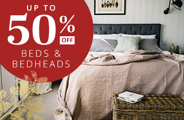 Bargain - Up to 50% Off - Beds & Bedheads @ Early Settler