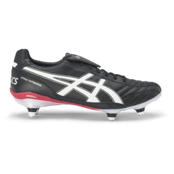 Bargain - $216 (was $270) - 20% Off Asics Lethal Testimonial 3 ST - Mens Football Boots @ Sportitude