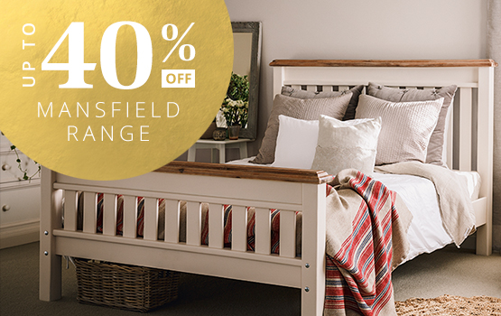 Bargain - Up to 40% Off - Mansfield Range @ Early Settler