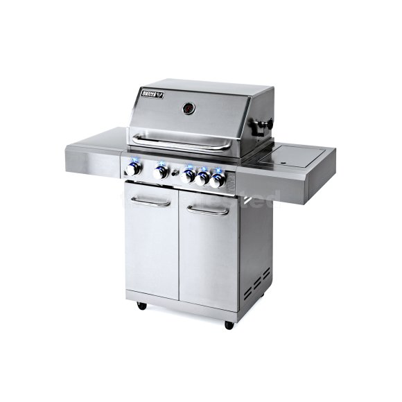 $799 (was $1,099) Buffalo Grills BBQ Stainless 5 Burner ...