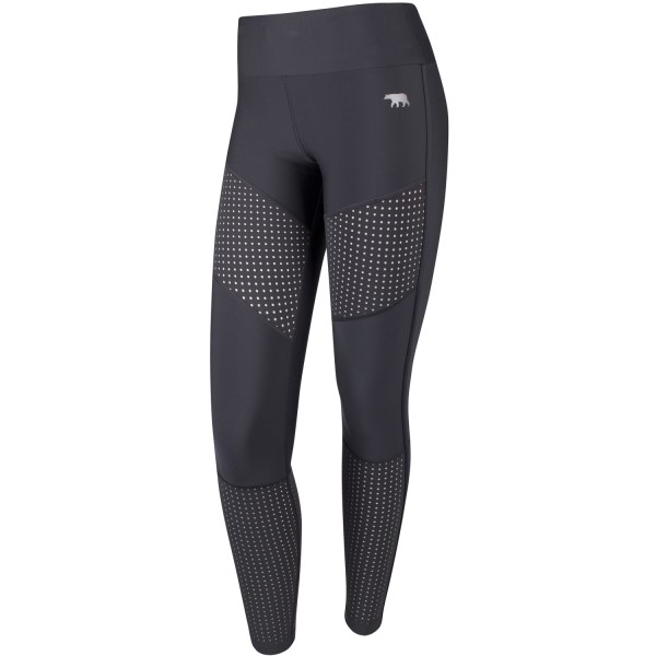 Bargain - $88 (was $110) - Running Bare High Rise Set The Standard Full Length Womens Training Tights @ Sportitude