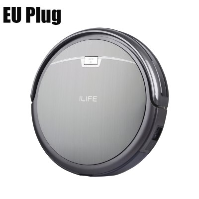 Bargain - $119.99 (Just 45 PCs) - ILIFE A4 Smart Robotic Vacuum Cleaner-135.39 Online Shopping| GearBest.com