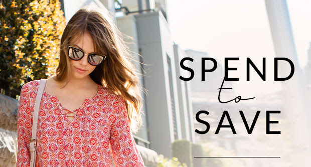 Bargain - Spend & Save up to $50 - on Orders of $200 or more @ Ezibuy