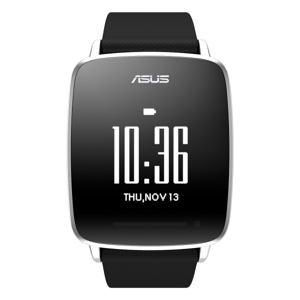 Bargain - $164.99 (was $199.99) - ASUS VivoWatch Smart Watch with Heart Rate and Activity Tracker Black @ NZ Game Shop