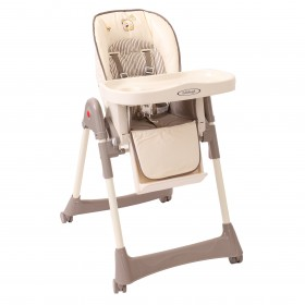 Bargain - $129.95 (was $179.95) - Edinburgh Highchair Brown Bear - Extended Sale @ The Baby Factory
