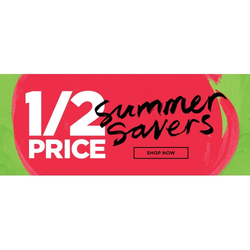 Bargain - Half Price - Summer Savers @ Number One Shoes