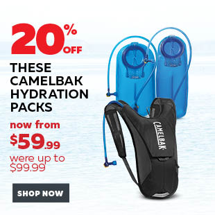 Bargain - 20% Off - Camelbak Hydration Pack @ Rebel Sport