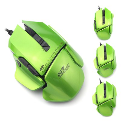 Bargain - $37.99  - JamesDonkey 007 DIY USB Gaming Wired Mouse-40.07 Online Shopping| GearBest.com