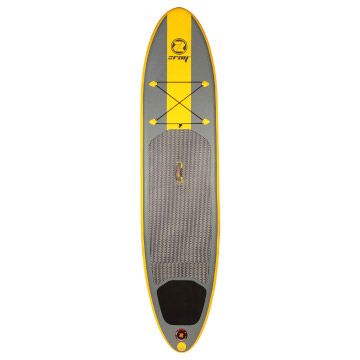Bargain - $599.99 (was $1,199.99) - ZRay X2 Inflatable SUP 10ft 10in | Surfboards | Torpedo7 NZ